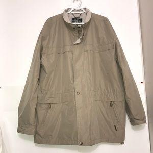 Vroom&Dreesmann Stone Nude Casual Shirt Men Jacket